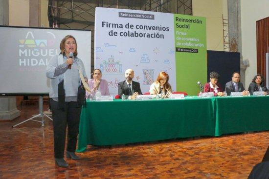 Apoyarán en Miguel Hidalgo a adolescentes que salen de la cárcel