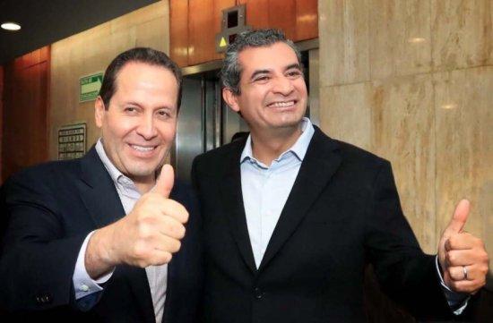 Le vamos a ganar a Morena y al Frente: Eruviel Ávila