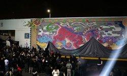 Chulean Central de Abasto con murales